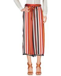 ViCOLO - 3/4-length Shorts - Lyst
