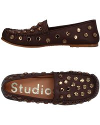 Acne Studios - Loafer - Lyst