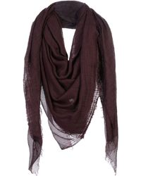 Dondup - Square Scarf - Lyst