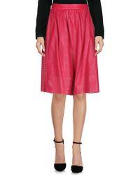 DROMe - Knee Length Skirt - Lyst