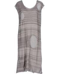 Crea Concept - Short Dress - Lyst