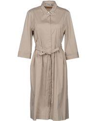 ROSSO35 | Knee-length Dresses | Lyst