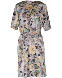 Who*s Who - Short Dresses - Lyst