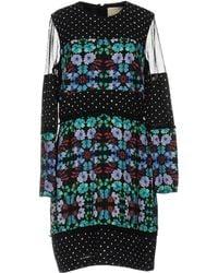Nicole Miller Artelier - Short Dresses - Lyst