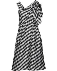 Carolina Herrera - Knee-length Dress - Lyst