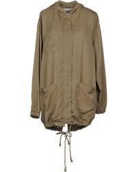 LTB - Overcoats - Lyst