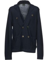 Henry Cotton's - Cardigan - Lyst