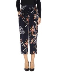 Maiyet | Relaxed Floral-print Slouch Pants | Lyst