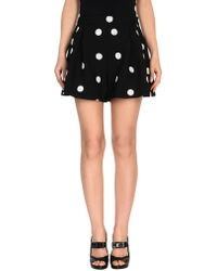 Boutique Moschino - Mini Skirts - Lyst
