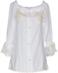 Raffaela D'angelo | Shirt | Lyst