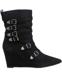 Lucy Choi - Ankle Boots - Lyst