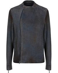 Emporio Armani - Jacket - Lyst
