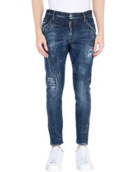 DSquared² Denim Trousers
