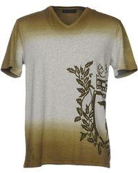 Tru Trussardi - T-shirts - Lyst