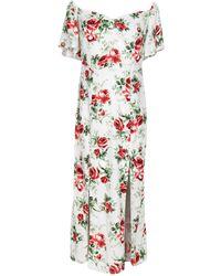 TOPSHOP - 3/4 Length Dresses - Lyst