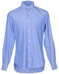Tessabit Como - Shirts - Lyst