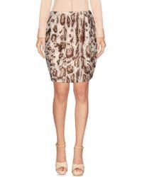 Blugirl Blumarine - Knee Length Skirts - Lyst