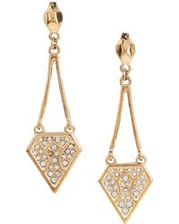 Just Cavalli - Earrings - Lyst