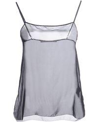 Schumacher - Sleeveless Undershirt - Lyst
