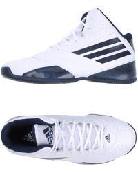 adidas - Sneakers & Tennis shoes alte - Lyst