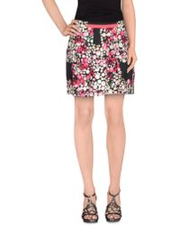 Space Style Concept - Mini Skirts - Lyst