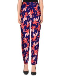 Yerse - Casual Trousers - Lyst