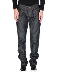 Bikkembergs - Pantalon en jean - Lyst