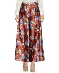 Delpozo - Casual Trousers - Lyst