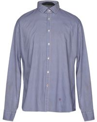 AT.P.CO - Shirts - Lyst