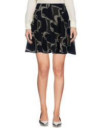 PS by Paul Smith - Mini Skirt - Lyst
