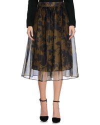 Tonello | 3/4 Length Skirt | Lyst
