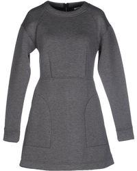 DKNY - Short Dress - Lyst