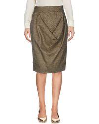 Vivienne Westwood Red Label - Knee Length Skirts - Lyst