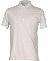 Billy Reid - Polo Shirts - Lyst