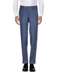 Vigano' - Casual Trouser - Lyst