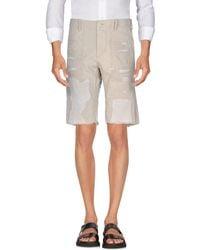 de207c1c8 Denim   Supply Ralph Lauren Straight-fit Distressed Short in Blue for Men -  Lyst