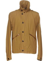 31dc8f10e390 Lyst - Burberry Jacket in Orange for Men