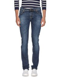 Roy Rogers | Denim Trousers | Lyst