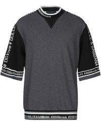 Dolce & Gabbana - Sweat-shirt - Lyst