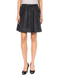 Jill Stuart - Knee Length Skirt - Lyst