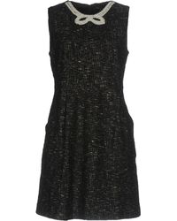 Tara Jarmon - Short Dress - Lyst