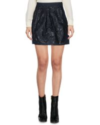 Balenciaga - Mini Skirt - Lyst