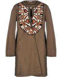 Maliparmi - Overcoats - Lyst