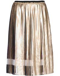 8 - Knee Length Skirt - Lyst
