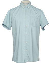 Solid - Denim Shirts - Lyst