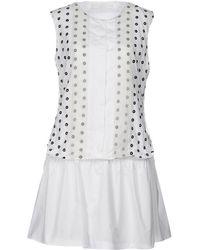Thakoon Addition - Short Dress - Lyst