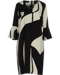 Piu & Piu - Short Dress - Lyst