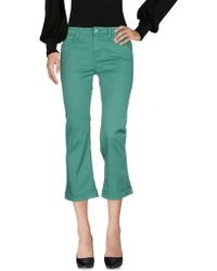 Jeckerson - 3/4-length Trousers - Lyst