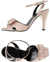 Loewe - Sandals - Lyst