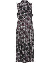 MM6 by Maison Martin Margiela - 3/4 Length Dress - Lyst